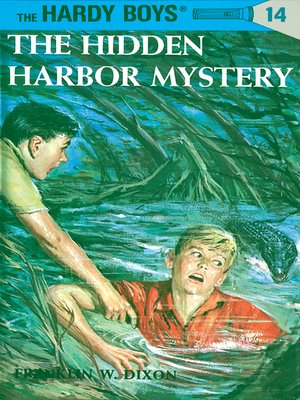 cover image of The Hidden Harbor Mystery