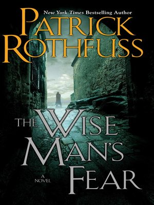 cover image of The Wise Man's Fear