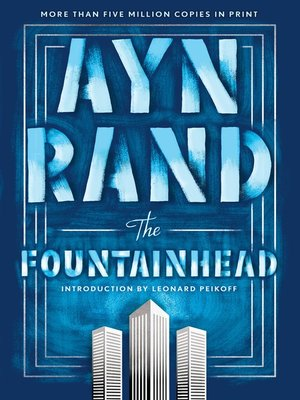 cover image of The Fountainhead