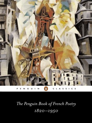 cover image of The Penguin Book of French Poetry