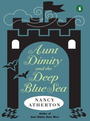 cover image of Aunt Dimity and the Deep Blue Sea