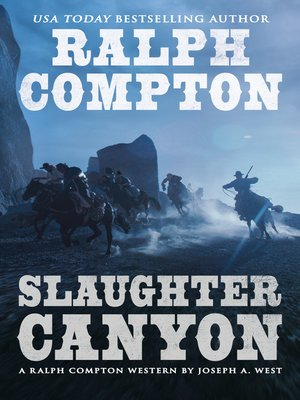 cover image of Slaughter Canyon