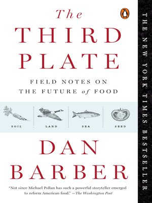 cover image of The Third Plate