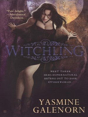 cover image of Witchling
