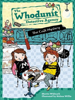 cover image of The Cafe Mystery
