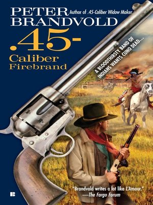 cover image of .45-Caliber Firebrand