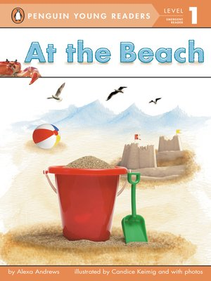cover image of At the Beach