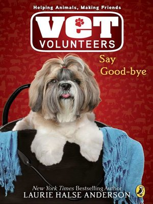 cover image of Say Good-bye
