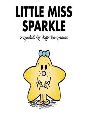 cover image of Little Miss Sparkle
