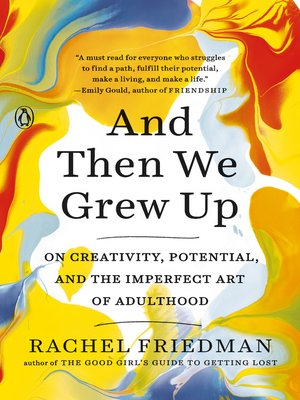 cover image of And Then We Grew Up