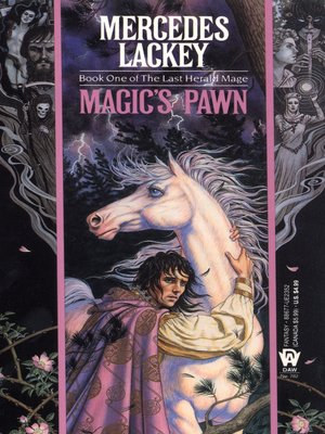 cover image of Magic's Pawn