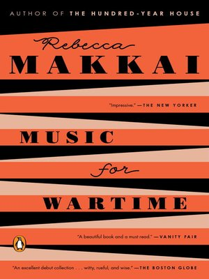 cover image of Music for Wartime