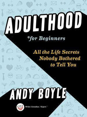 cover image of Adulthood for Beginners