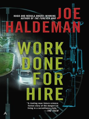 cover image of Work Done for Hire