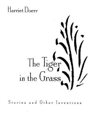 cover image of The Tiger in the Grass