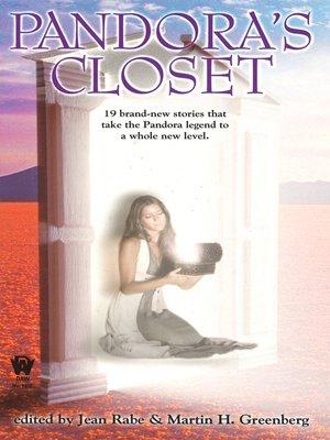 cover image of Pandora's Closet