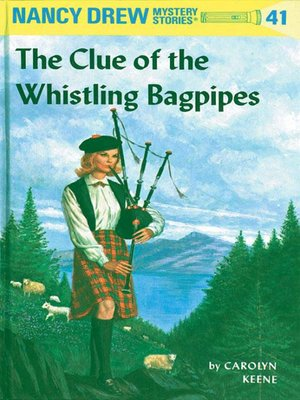 cover image of The Clue of the Whistling Bagpipes