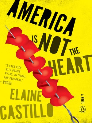 cover image of America Is Not the Heart