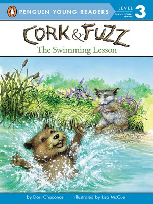 cover image of The Swimming Lesson
