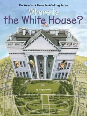 cover image of Where Is the White House?