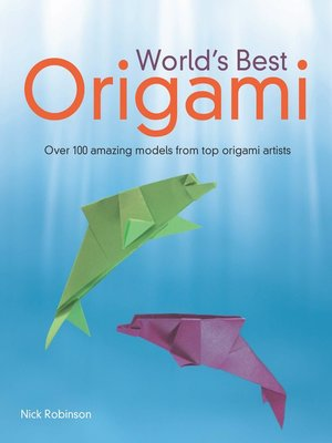 cover image of World's Best Origami