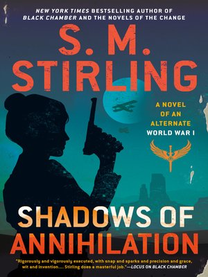 cover image of Shadows of Annihilation