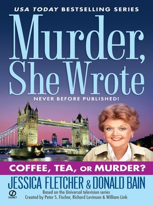 cover image of Coffee, Tea, or Murder?