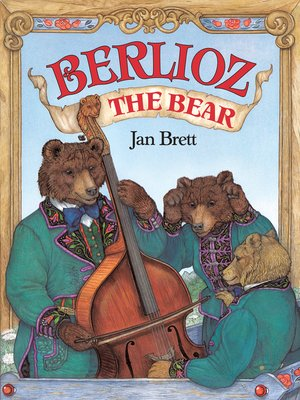 cover image of Berlioz the Bear