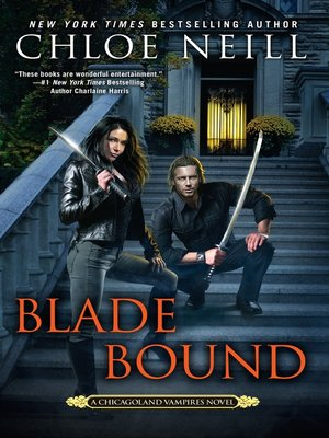 cover image of Blade Bound