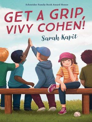 cover image of Get a Grip, Vivy Cohen!