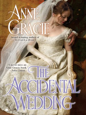 cover image of The Accidental Wedding