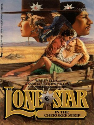 cover image of In the Cherokee Strip