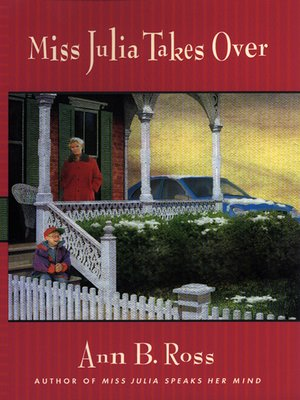 cover image of Miss Julia Takes Over