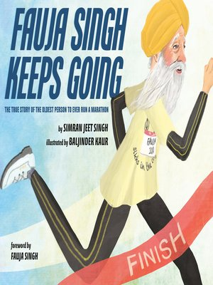 cover image of Fauja Singh Keeps Going