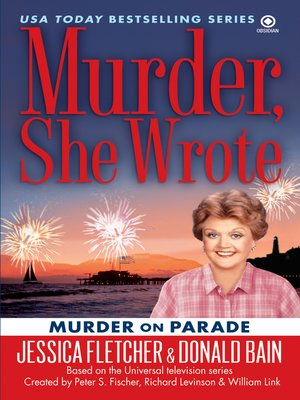 cover image of Murder on Parade