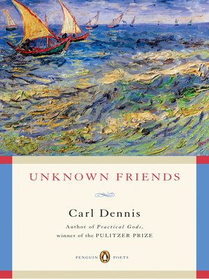 cover image of Unknown Friends