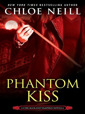 cover image of Phantom Kiss