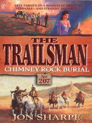 cover image of Chimney Rock Burial