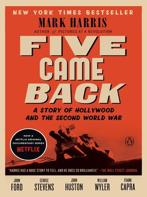 cover image of Five Came Back