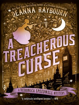 cover image of A Treacherous Curse