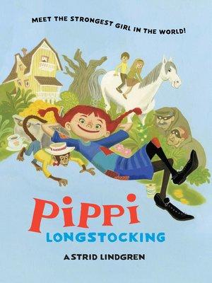 cover image of Pippi Longstocking