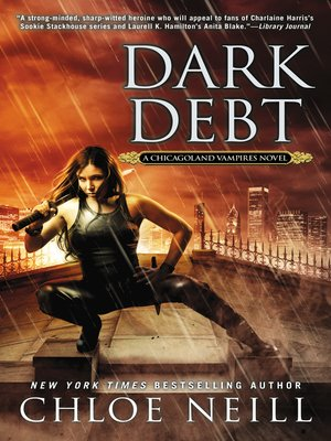 cover image of Dark Debt