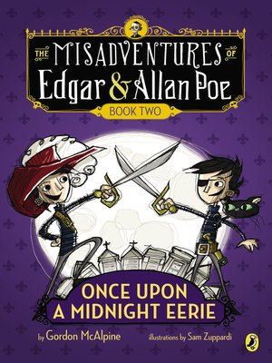 cover image of Once Upon a Midnight Eerie