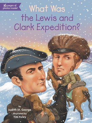 cover image of What Was the Lewis and Clark Expedition?