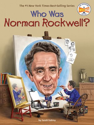 cover image of Who Was Norman Rockwell?