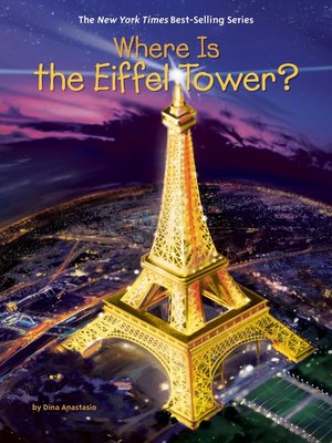 cover image of Where Is the Eiffel Tower?