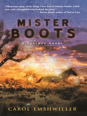 cover image of Mister Boots
