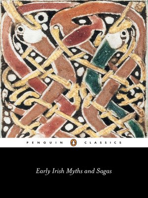 cover image of Early Irish Myths and Sagas