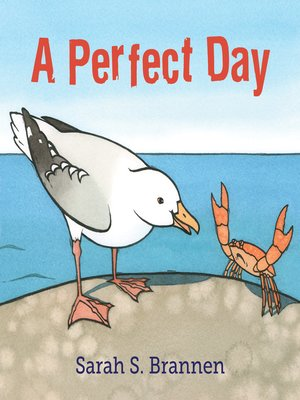 cover image of A Perfect Day