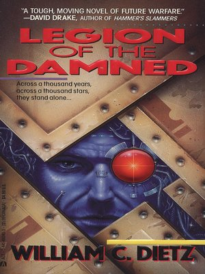 cover image of Legion of the Damned